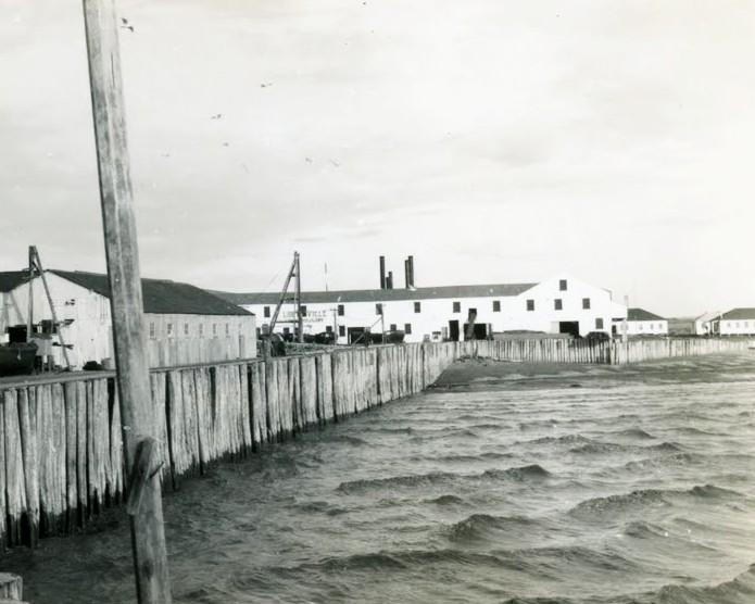 Libbyville Cannery - Naknek Alaska