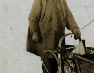Alaska - Dog Sled - unknown - 52