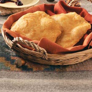 Alaskan Fried Bread (Alajuks)